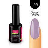 Lakier Hybrydowy UV&LED COLOR a.t.a professional nr 199 15 ml - DESERT FLOWER