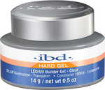 IBD Żel LED UV Builder Clear 14g