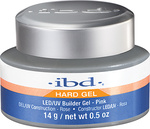IBD Żel LED UV Builder Pink 14g