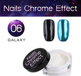 Nails Chrome Effect 06 GALAXY