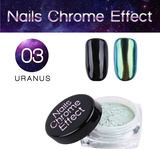 Nails Chrome Effect 03 URANUS