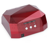 LAMPA LED CCFL 36W DIAMOND SENSOR RED