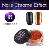 Nails Chrome Effect 16 KERBEROS