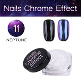 Nails Chrome Effect 11 NEPTUNE