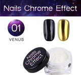 Nails Chrome Effect 01 VENUS