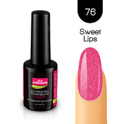 Lakier Hybrydowy UV&LED COLOR a.t.a professional nr 76 15ml - SWEET LIPS