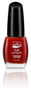 Nail Lacquer a.t.a Professional Color Coat 15ML Red Manicure Serie NR. 618
