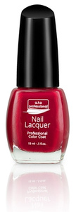 Nail Lacquer a.t.a Professional Color Coat 15ML - Red Manicure Serie NR 639