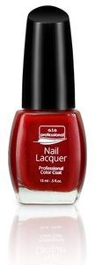 Nail Lacquer a.t.a Professional Color Coat 15ML - Red Manicure Serie NR 618