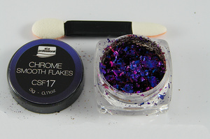 Chameleon Chrome Smooth Flakes CSF17