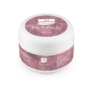 Żel UV LED Builder Jelly Gel a.t.a Professional™ Milky Pink