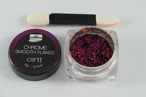 Chameleon Chrome Smooth Flakes CSF11