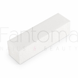 Buffer Block White 100/100 a.t.a Professional™