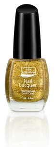 Nail Lacquer a.t.a Professional Color Coat 15ML - GLITTER NR 690