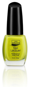 Nail Lacquer - a.t.a Professional Color Coat 15ML - SHINE - NR. 672