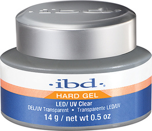 IBD Żel LED UV Clear 14g