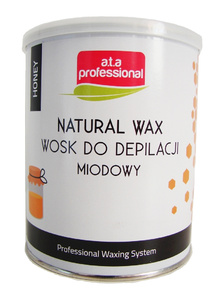 Wosk do Depilacji Natural Wax a.t.a Professional 800 ml