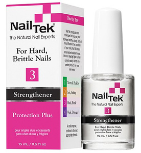 Nail Tek Protection Plus III 15ml