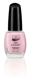 Nail Lacquer a.t.a Professional Color Coat 15ML - Pink French NR 612